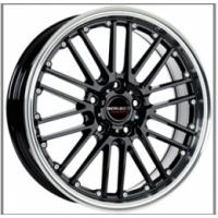 7,0*17 5*105 ET40 56,6 Borbet CW 2 Black Rim Polished