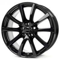 7,0*17 5*110 ET40 72,5 Borbet LV5 Black Glossy