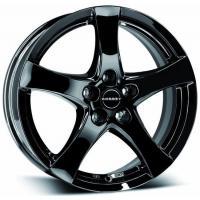 6,5*16 5*112 ET50 72,5 Borbet F Black Glossy